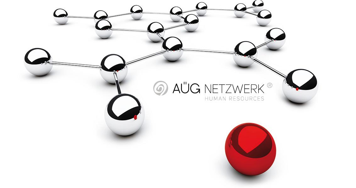 AÜG Netzwerk Human Ressources - Keyvisual Motiv