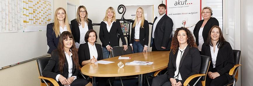 akut Hannover Team als Mannschaftsbild 2017